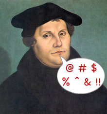LutherPottyMouth
